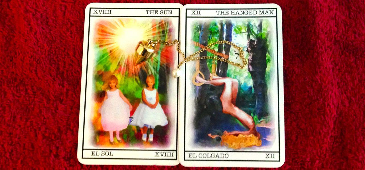 Tarot and pendulum